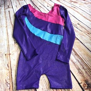 Gymnastic leotard youth 140 size 10